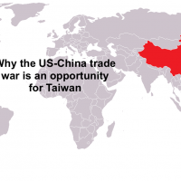 Why the US-China trade war is an opportunity for Taiwan