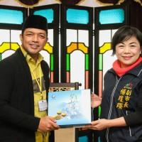 中市完善新住民政策 東南亞官方訪問團來台參訪