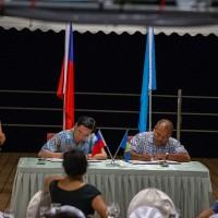 【蔡英文訪南太友邦】出席帛琉總統國宴、見證海巡合作協定簽署