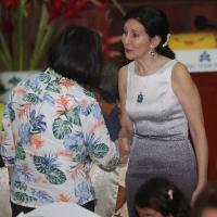 Taiwan's President Tsai meets US ambassador in Palau