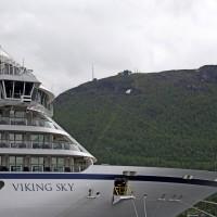 挪威郵輪引擎故障千人困海上 乘客驚恐回憶事發過程