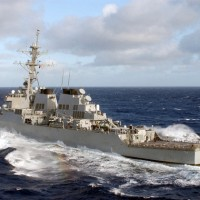 US vessels defy China and sail through Taiwan Strait