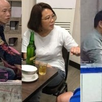 Photo of the Day: Lookalikes of Taiwan's Han, Tsai, Ko spotted