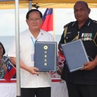 台諾簽合作協定 海巡署長陳國恩:未來可強化執法