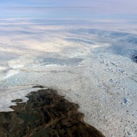 格陵蘭冰川不減反增 全球暖化現曙光?