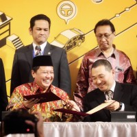 New Taipei and West Java, Indonesia sign MOU on smart technology