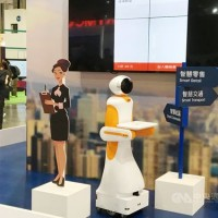 Teco to start shipping service robots to Australia in May