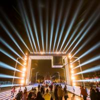 2019 Treasure Hill Light Festival in Taipei celebrates 'A Land of Happiness'