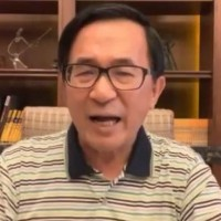 Chen Shui-bian says if Han becomes Taiwan's president 'everyone will die together'