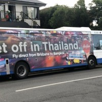 AirAsia yanks 'get off in Thailand' ads, apologizes