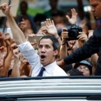 委內瑞拉「雙胞總統」危機持續 馬杜洛禁止瓜伊多任公職15年