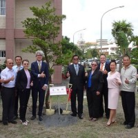 US city mayor pledges to strengthen ties with township in Taiwan's Pingtung
