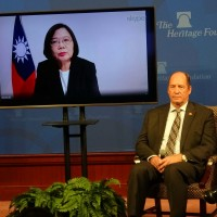 Taiwan President to hold video conference with US academics on April 9