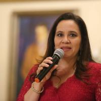 中美洲友邦 宏都拉斯第一夫人葉安娜訪台