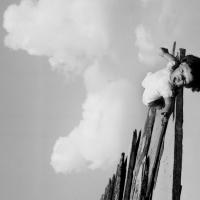 劉霞驚悚黑白攝影來台展出 「醜娃兒」揭中國政治迫害