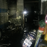 Two parents killed in fire at family home in central Taiwan