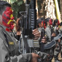 Philippine police kill 14 in firefight with communist rebels