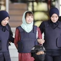 金正男遇刺毒殺案 越南女嫌認傷害罪換獲釋