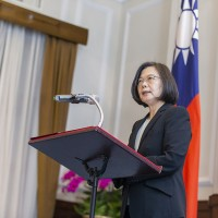 Taiwan president to participate in videoconference Tuesday with leading US scholars