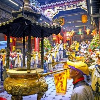 Taiwan's Dajia Matsu Pilgrimage Procession to take place April 7 -16