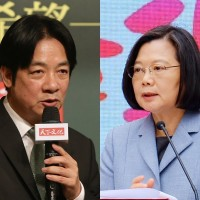 Tsai and Lai meet to negotiate DPP primary