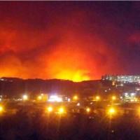 【更新】南韓平昌冬奧舉辦地傳森林大火 已知2死逾300棟住宅被毀