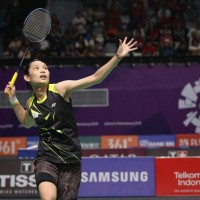 Taiwan's Tai tops nemesis to reach Malaysia Open semifinals