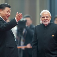 India boycotts China's second Belt and Road forum