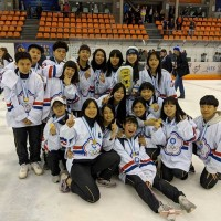 Taiwan takes gold for first time ever in women's world ice hockey championship