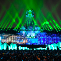總統府音樂會大玩混搭 萬人齊聚凱道高唱「願你順遂,台灣」