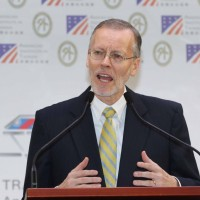 U.S.-Taiwan relations more important than ever: AIT Director Brent Christensen