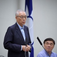 KMT中常會吳敦義表態:無意願參選2020總統