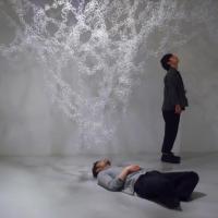 人生無常!松菸「剎那」成「白泡沫」 日藝術家大型裝置展至6/16