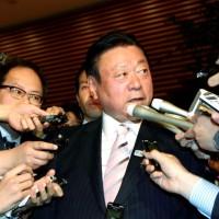 「眾議員比311重建重要」?! 日本奧運大臣失言下台