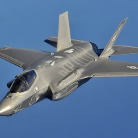 Search ongoing for pilot of crashed Japanese F-35