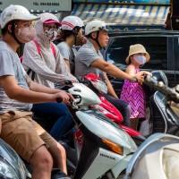 交通空污引發孩童氣喘 台灣嚴重度全球第四