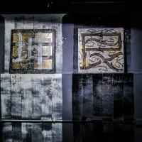 Eastern philosophy, Western penmanship, modern artistry: exhibition by Taiwan graffiti artist Creepy Mouse