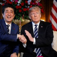 U.S. and Japan face tough trade talks