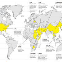 China retains title as 'world's top executioner,' says Amnesty Intl. death penalty report
