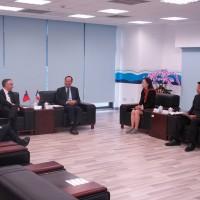 海洋委員會:台灣與法國將建立海洋事務合作連繫平台