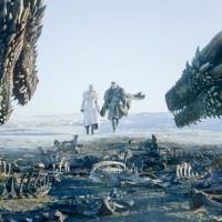 《冰與火之歌:權力遊戲》第八季首集畫面(美聯社)