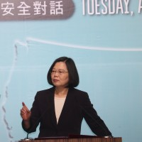 President Tsai insists Taiwan not intimidated by Beijing threats