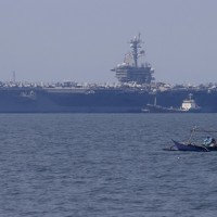US Carrier, Carl Vinson, to make historic Vietnam visit in March