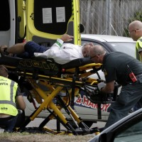 Witness: Many dead in New Zealand mosque shooting