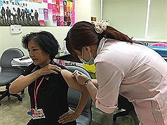 Wrong flu vaccine distributed in Taiwan