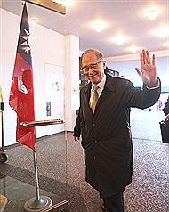 David Lee selected to represent Taiwan in US leadership program