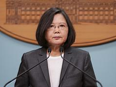 Tsai apologizes for Taiwan's massive blackout