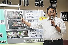 北農人事敲定   前民進黨台北市議員黃向羣接董座