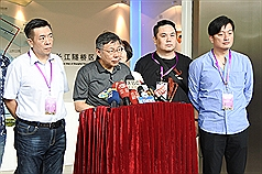 柯張會大談九二共識 柯:應尊重台灣歷史情結