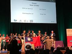 Taiwan wins two gold and two silver medals in Linguistics Olympiads